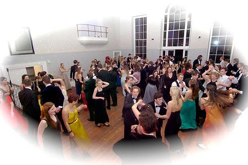Exeter Caledonion Society ball, Devon