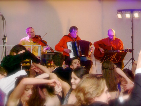 Ceilidh for Bristol Uni