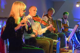 Devon's Most Experienced Ceilidh Band