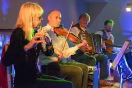 Devon's Most Experienced Ceilidh Band