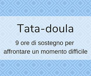 tata-doula 9 ore di sostegno per affront