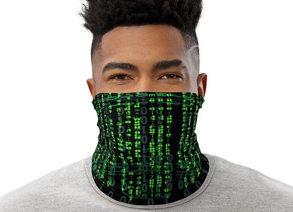 Green Matrix Mask