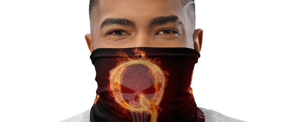 Q Patriot Patterned Mask