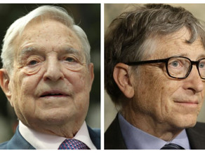 UPDATE: Bill Gates and George Soros Join Forces To Steal Genetic Material
