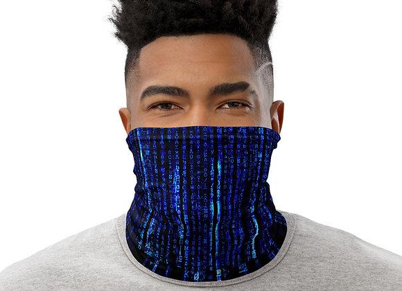 Dark Blue Matrix Mask