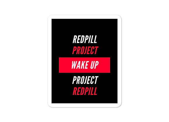 Project Redpill Stickers