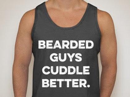 Bearded Guys Cuddle Better Tee