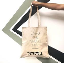 Lyfcycle Tote Bag