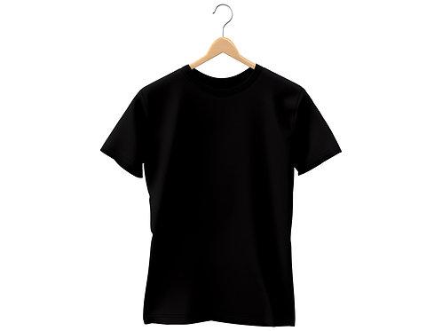 Womens Crew Neck Tshirt