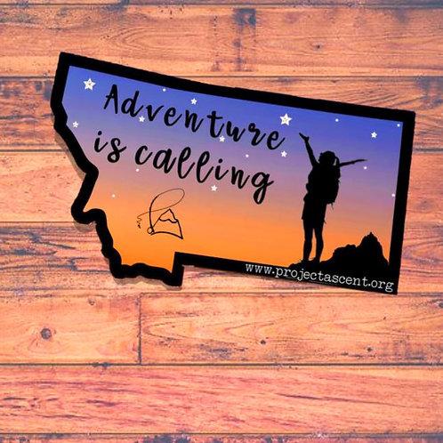 Adventure is Calling