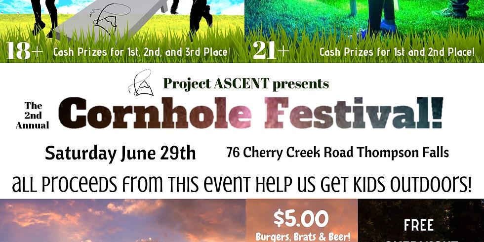 2nd Annual Cornhole Festival