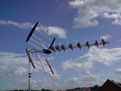 notts aerials