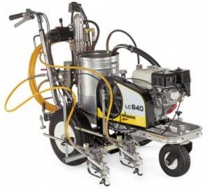 Разметочная машина LC-840 LineCoat Spraypack