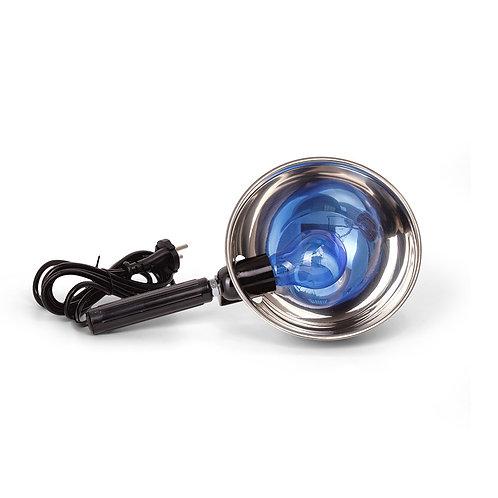 Рефлектор (синяя лампа) и лампы