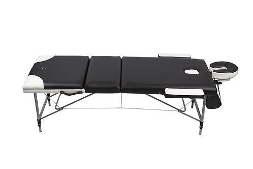 Трёхсекционный массажный стол складной
