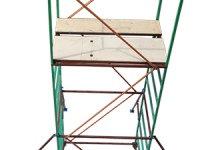 Передвижная вышка-тура раб/пл1,5*1,высота7,9