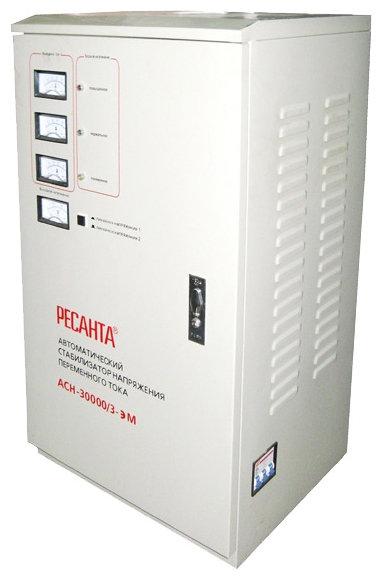 Стабилизатор  трехфазный АСН- 45 000/3