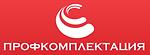 Логотип профкомплектация самара оптово-снабженческая фирма