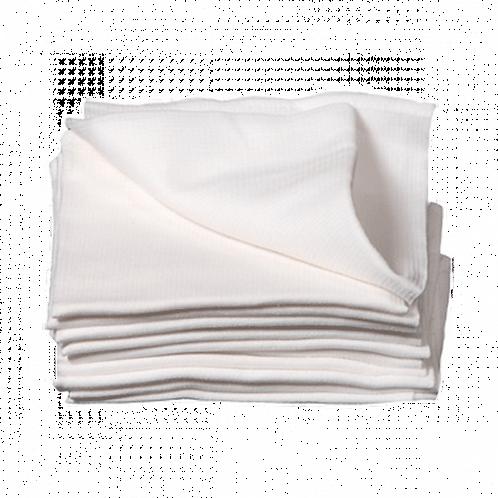 Полотенце вафельное в асс.