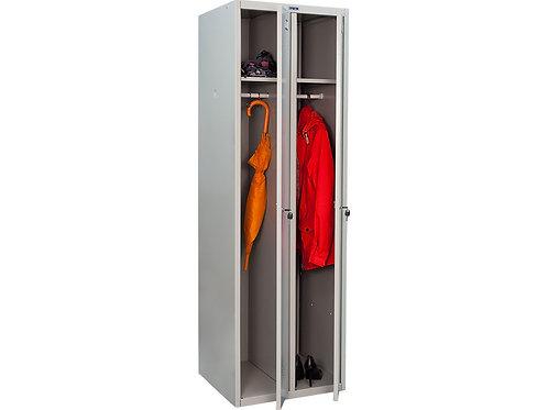шкафы для раздевалок металлические