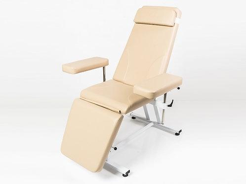 Кресло медицинское для донора К-023 дн Артикул: 03842