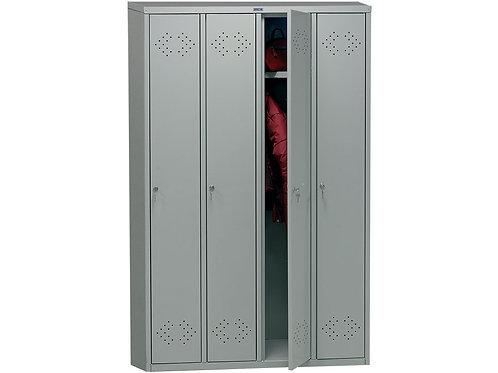 Шкафы для раздевалок1830x1130x500