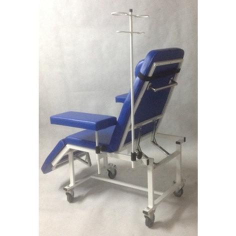 (для взятия и переливания крови) 3-х секционное с фиксированной высотой. Используется  на станциях переливания крови и диали