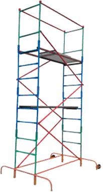 Строительный помост СМП высота1940