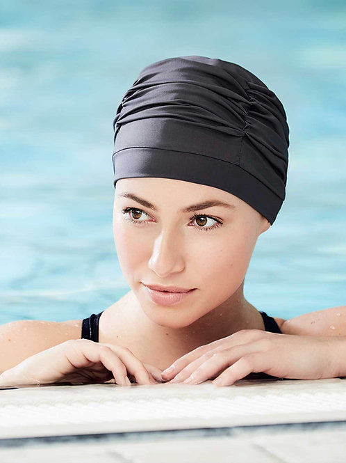 1033 - WAVE SWIM CAP SS20 Christine Headwear Collection