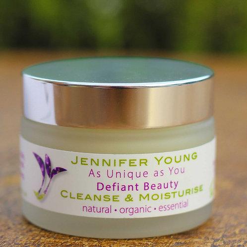 Defiant Beauty Cleanse & Moisturise