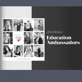 Jon Renau — JRGR Education Ambassadors