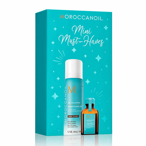 Moroccanoil Mini Must Haves - Dark Tones