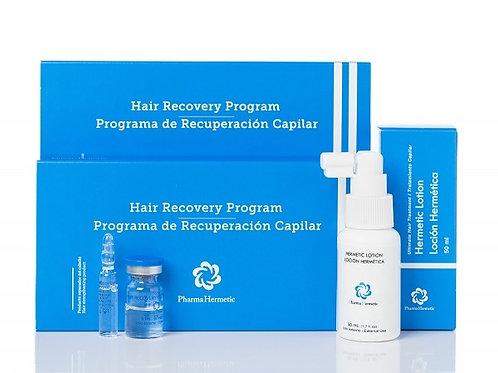 Pharma Hermetic Hair recovery program Phials ®