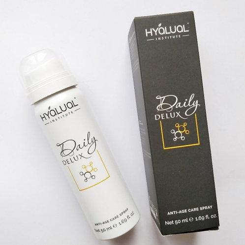 Hyalual Daily DeLux Anti-Aging Hyaluronic Spray 50ml
