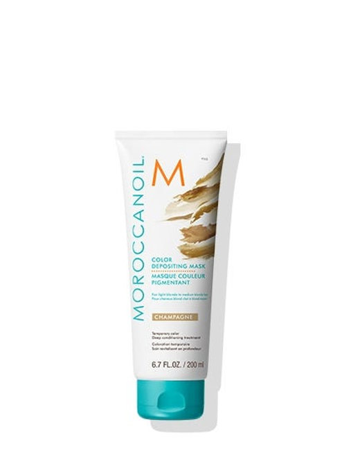 Moroccanoil Colour Depositing Hair Mask Champagne 200ml
