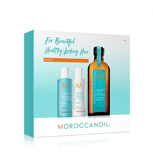 Moroccanoil Back To Basics - Repair FREE SHAMPOO AND CONDITIONER