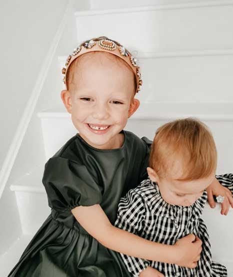 Childhood Alopecia - Meet Ursula and be inspired