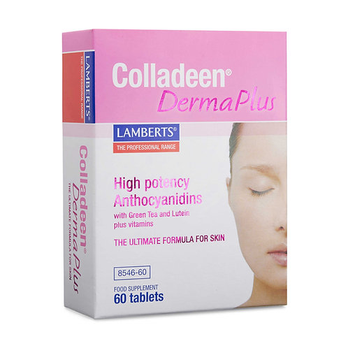 Lamberts Health Care Colladeen® Derma Plus 60 Tablets