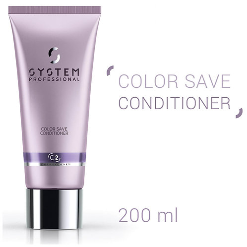 System Professional Color Save Conditioner 200ml