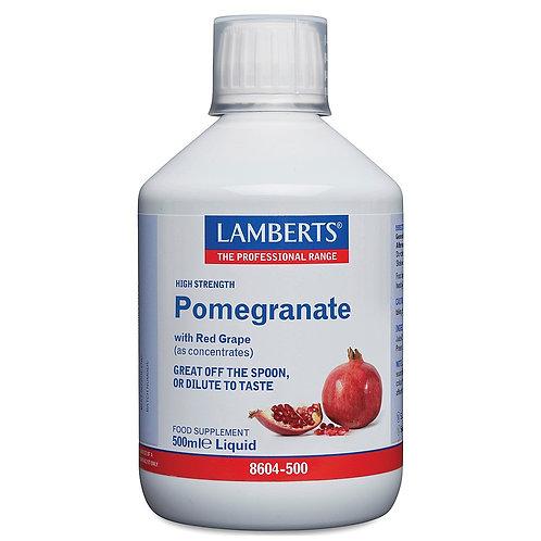 Lamberts Health Liquid Pomegranate Concentrate