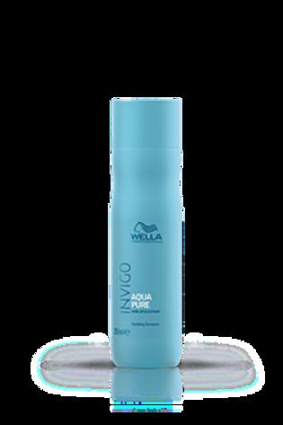 Wella Invigo Aqua Pure Shampoo 250ml
