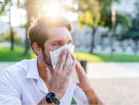 Hay Fever and Covid Vaccinations