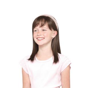 young girl wig