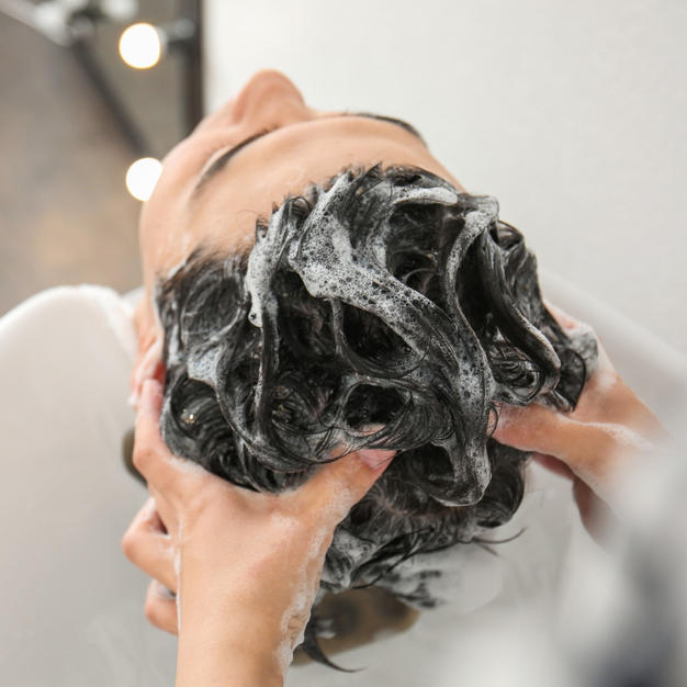 A review of the link between hair and COVID-19