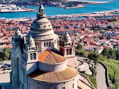 Viana  do Castelo...one of the most beautiful cities in the north of  Portugal