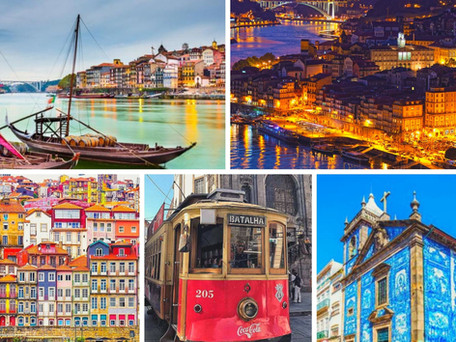 "Porto - ""Faded Grandeur""..."