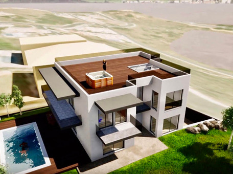 Luxurious Villa of Contemporary Architecture - Albufeira - Algarve