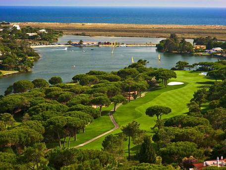 Golf in Quinta do Lago...