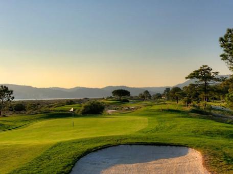 Golf in Portugal - The Troia Golf Course in Grândola - Setúbal.