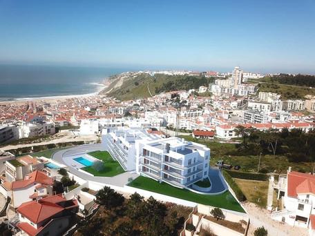 Nazaré - Silver Coast... New 2 and 3 Bedroom Apartments